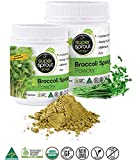 Super Sprout Broccoli Sprout Powder (Organic) - 70 Grams (2.47 Ounces)