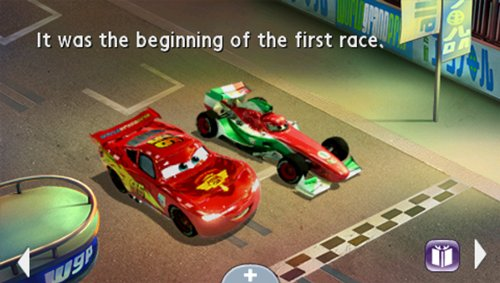 LeapFrog LeapPad Ultra eBook: Disney Pixar Cars 2 (works with all LeapPad Tablets) by LeapFrog (Image #4)