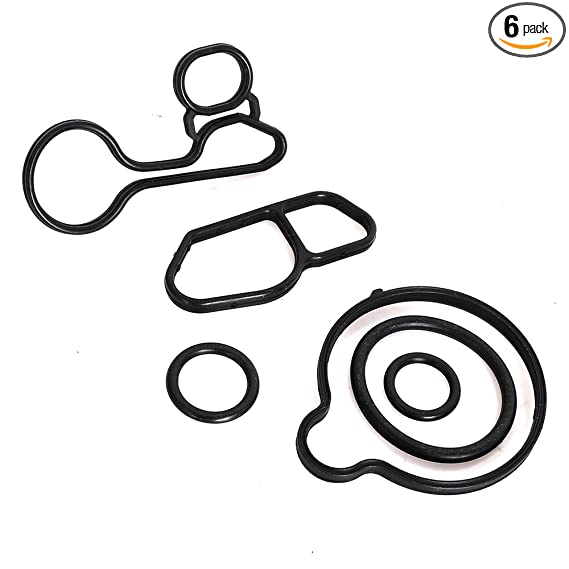 Amazon Com Oil Cooler Seals Kit 55568539 For Chevrolet Cruze Sonic