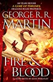 Book cover from Fire & Blood: 300 Years Before A Game of Thrones (A Targaryen History) (A Song of Ice and Fire) by George R. R. Martin