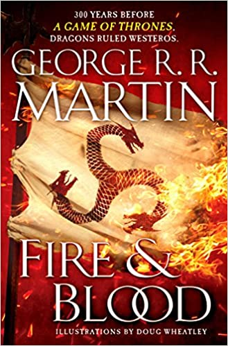 Image result for fire & blood martin