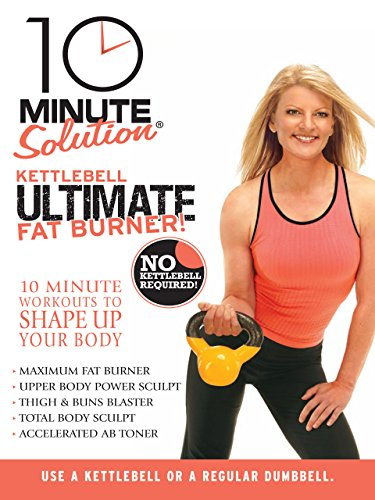 Fluid Lifting (10 Minute Solution: Kettle Bell Ultimate Fat Burner)