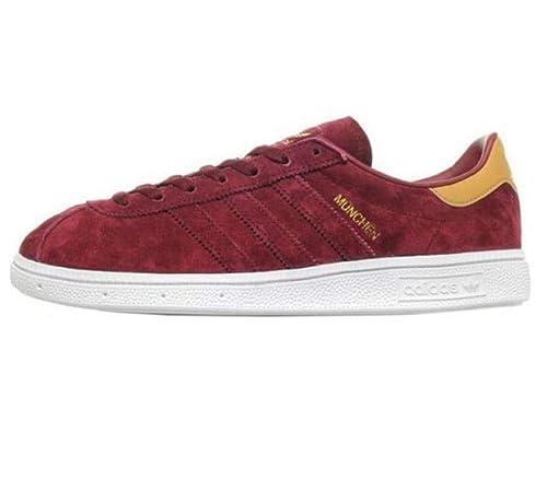 ad84e5800e9a adidas Originals Munchen Mens Trainers Multisport Outdoor Shoes ...