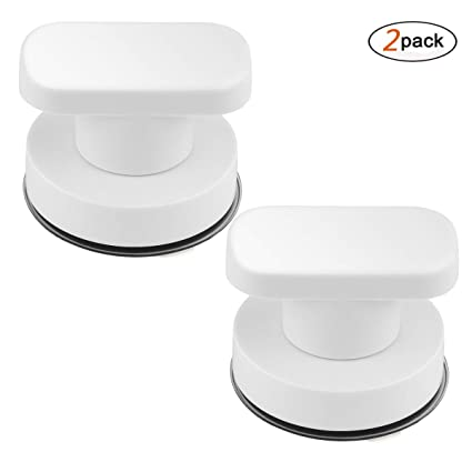 Amazon Ddsky 2 Pack Strong Suction Cup Drawer Glass Mirror Wall