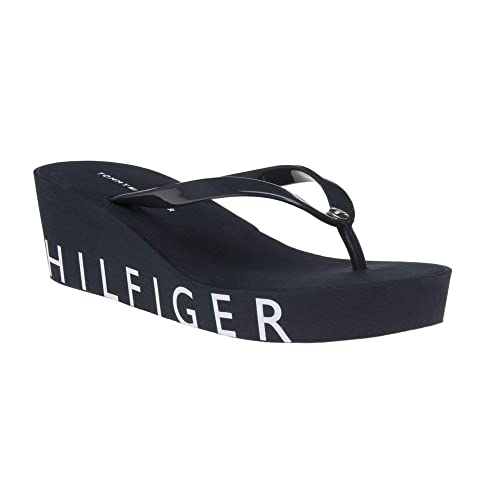 Tongs DE Plage COMPENSÉES: : Chaussures et Sacs