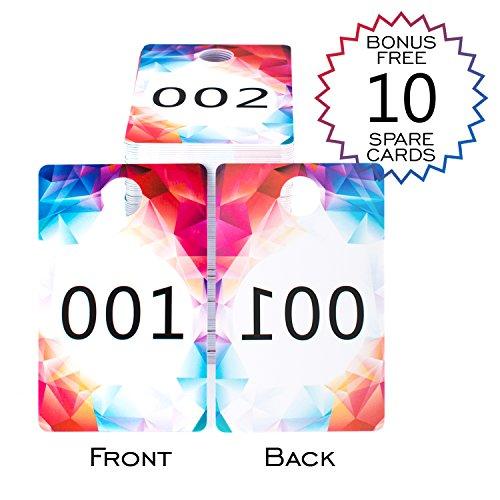 number cards - 6