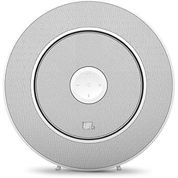 JBL Voyager Portable Bluetooth Speaker (White)