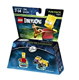 LEGO Dimensions Bart Fun Pack The Simpsons 71211