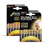Duracell Plus Power Single-use battery AAA Alcalino 1,5 V - Pilas (Single-use battery, AAA, Alcalino, Cilíndrico, 1,5 V, 24 pieza(s))