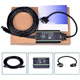 TOPCHANCES CNC Sys Newest 6ES7 972-0CB20-0XA0 For SIEMENS S7 PLC Cable USB to PPI MPI 840D