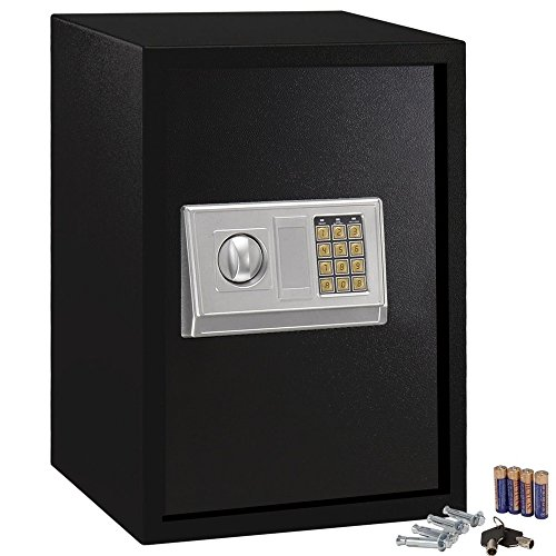 Digital Electronic Safe Box Gun Keypad Lock Security Home Office