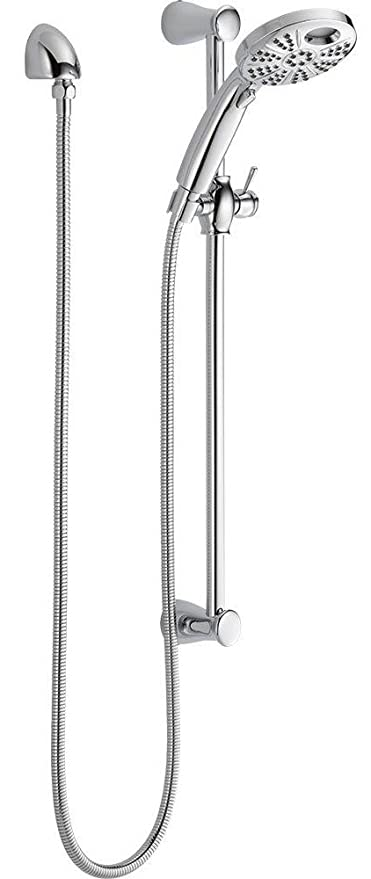 Superieur Delta Faucet 51406 Temp2O Hand Shower With Wall Bar, Chrome