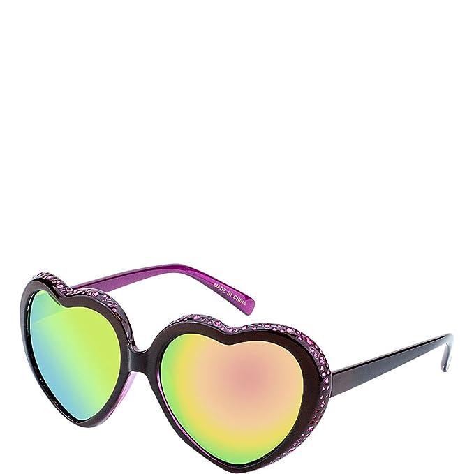 Amazon.com: sw Global anteojos MIMI en forma de corazón ...