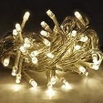 Modern Warm White 40 LED Plug In Deco...