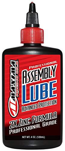 Maxima Racing Oils 69-01904 Professional Assembly Lube Oil - 4 fl. oz.