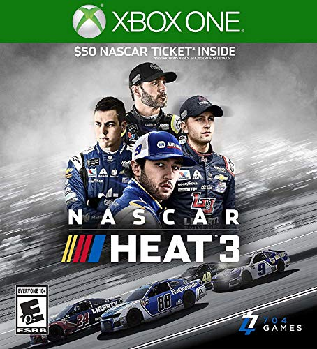 NASCAR Heat 3 - Xbox One (New Dirt Track Racing Games For Xbox 360)