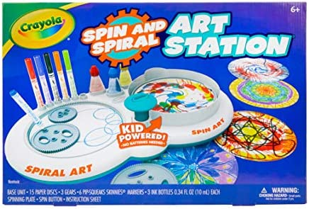 Crayola Spiral Station Crafts Pieces product image