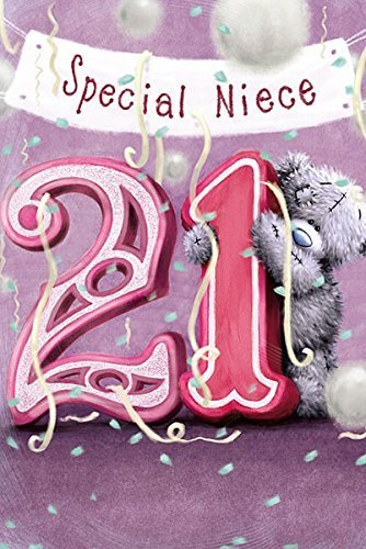 Amazon me to you niece 21st birthday card office products me to you niece 21st birthday card bookmarktalkfo Choice Image