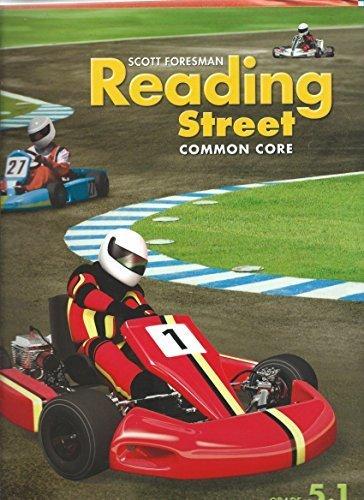 Reading Street Common Core, Grade 5, Vol. 5.1, Teacher's Edition