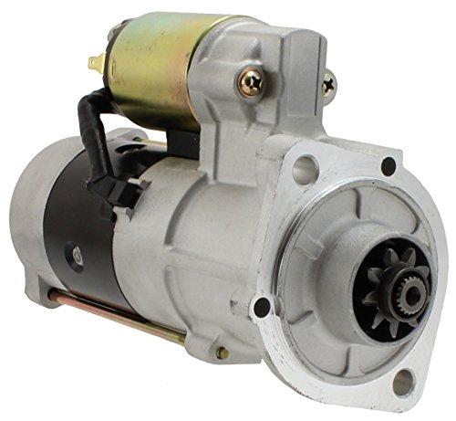 Starter Kubota Tractor W/ V3300 V3800 Diesel Engine NEW 18398