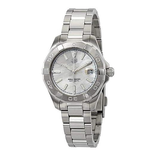 Tag Heuer WBD2311.BA0740 - Reloj automático para Mujer con Esfera de nácar: Amazon.es: Relojes