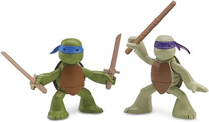 Amazon.com: D.C.T Teenage Mutant Ninja Turtles Figure ...