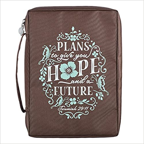 Hope And Future Medium Bible Cover