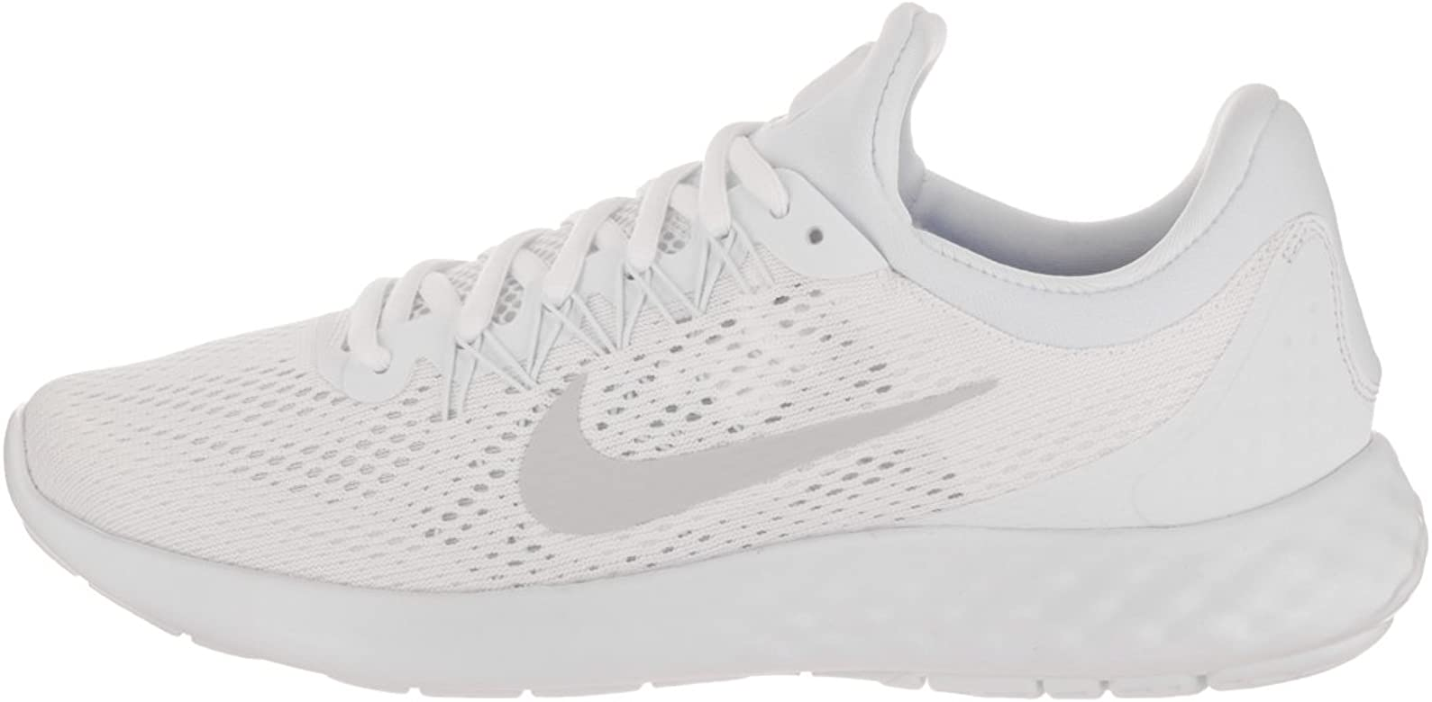 Nike - Performancelunar Skyelux - Zapatillas Neutras - White/Pure Platinum/offwhite: Amazon.es: Zapatos y complementos
