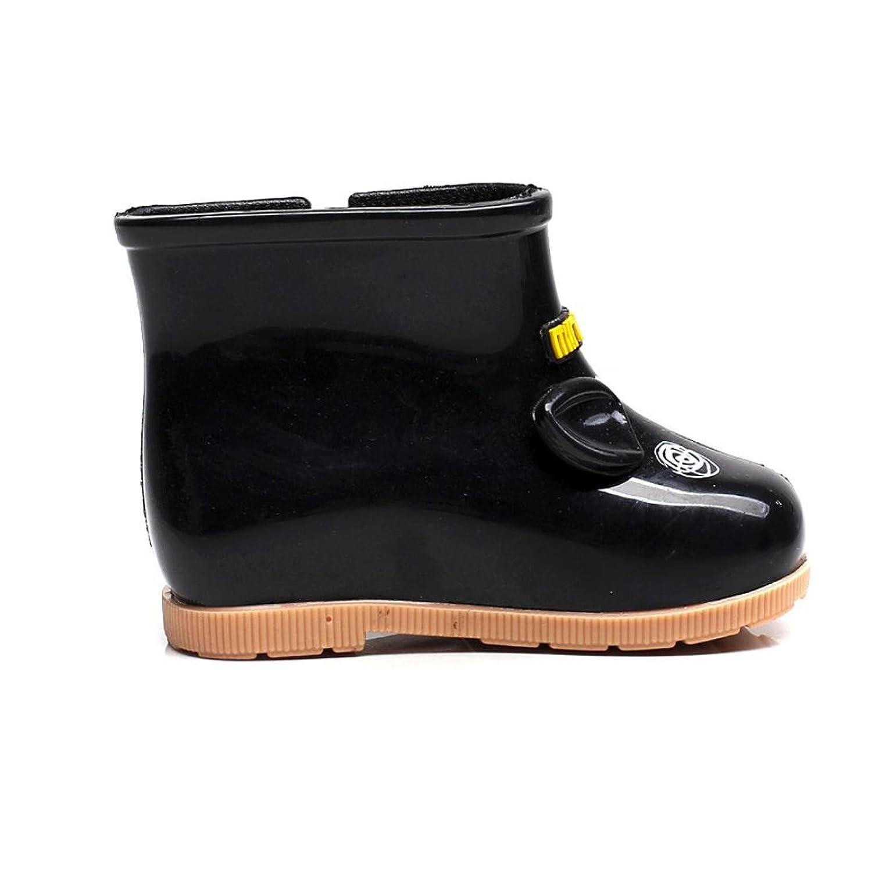Lenfesh Unisex Kids Non-Slip Low Heels Rain Boots, Waterproof Child Rubber  Rain Boots Shoes: Amazon.co.uk: Shoes & Bags