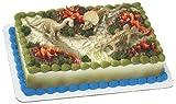 Decopac Dinosaur Skeletons Cake Decoration, Health Care Stuffs