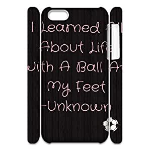 meilinF000Football CUSTOM 3D Cover Case for iphone 6 4.7 inch LMc-68362 at LaiMcmeilinF000