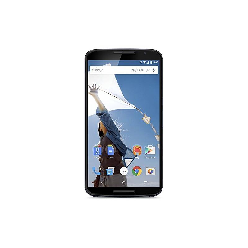 Motorola Google Nexus 6, Midnight Blue 3