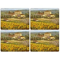 Pimpernel Tuscany Placemats Ds Set Of 4