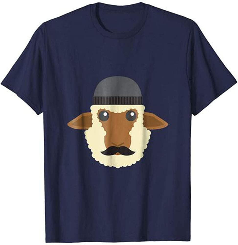 Graceful Shop Hipster Sheep For Animal Lovers 8489 Shirts