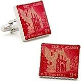 Alamo Stamp Cufflinks