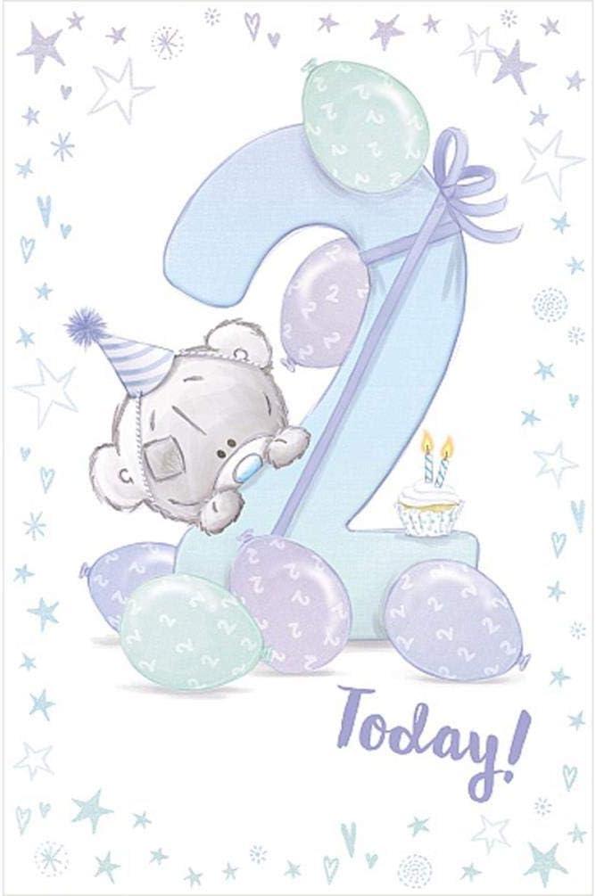 Me to you birthday bear