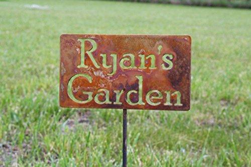 (Dads Garden Sign)