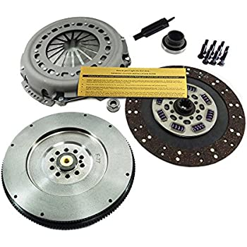 EFT CLUTCH KIT+ HD FLYWHEEL 94-97 FORD F SUPERDUTY F250 F350 F59 7.3L POWERSTROKE