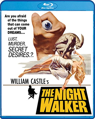 The Night Walker [Blu-ray]