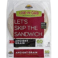 TUMAROS Ancient Grain, 8 Count (Pack of 6)