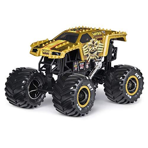 Monster Jam, Official Max D Monster Truck, Die-Cast Vehicle, 1:24 Scale (Die Cast Monster Trucks)