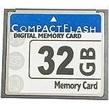 Bodawei Original 32GB CompactFlash Memory Card High Speed 133x (TS32GCF133) Industrial (CF 32 GB) Compact Flash Card for Canon Camera CARDs