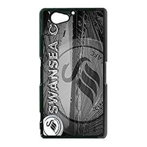 Sony Xperia Z2 Compact Z2 Mini Case Hot Cool Swansea City AFC Phone Case Cover For Sony Xperia Z2 Compact Z2 Mini Personality AFC Logo Case