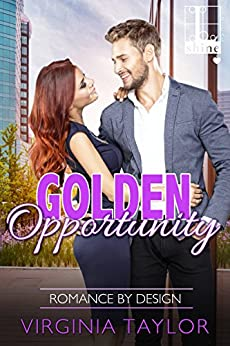 Golden Opportunity (Romance By Design) by [Taylor, Virginia]