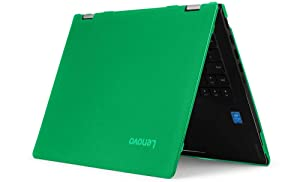 "mCover Hard Shell Case for 15.6"" Lenovo Yoga 730 (15) Series 2-in-1 Laptop (Yoga_730_15 Green)"