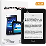 TiMOVO Anti-Glare Screen Protector Compatible with Kindle Paperwhite 2018, [2 Pack] Full Coverage Anti-Scratch/Anti-Bubble, Matte Screen Protector fit Kindle Paperwhite 10th Gen 2018 Released - Matte