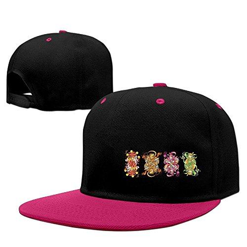 Youth Unisex Flat Bill Hip Hop Hat Baseball Cap Poker Kings Regina Snapback Fashion Adjustable Bill Brim Trucker - Regina In Stores Hunting