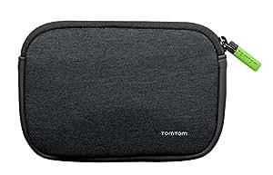 TomTom 9UUA.001.59 - Funda para GPS TomTom (Resistente a rayones, Resistente a golpes), negro