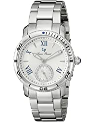 Lucien Piccard Womens LP-40031-22S Misty Rose Analog Display Japanese Quartz Silver Watch