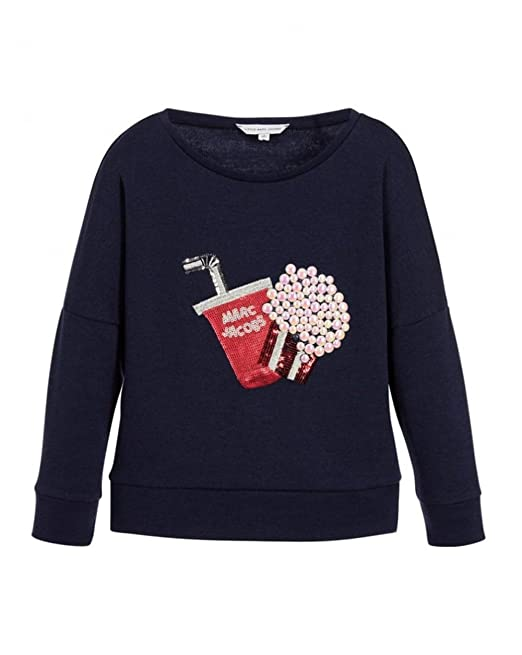 purchase cheap 241a0 7383c Little Marc Jacobs Girl's Fancy Milano Sweater (Little Kids ...